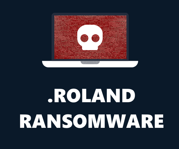 remove Roland ransomware