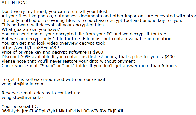 remove Boston ransomware
