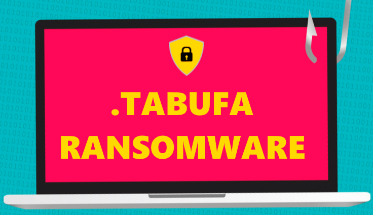 remove Tabufa ransomware