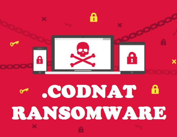 remove Codnat ransomware