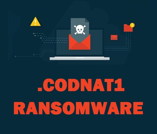 remove Codnat1 ransomware
