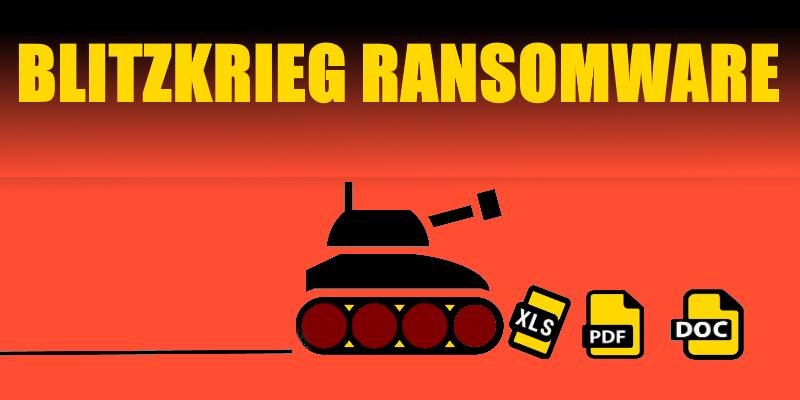 remove Blitzkrieg Ransomware