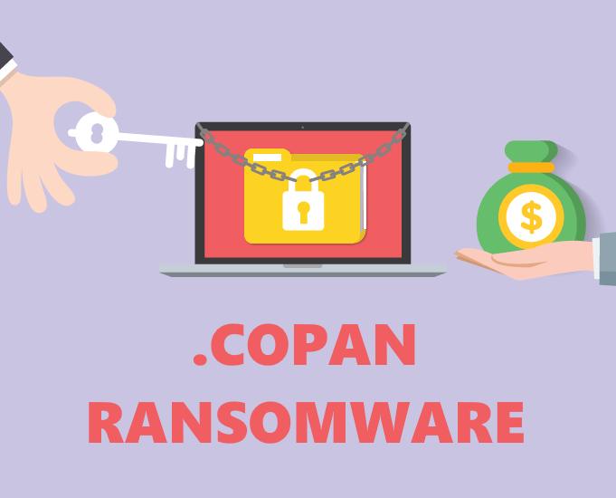 remove Copan ransomware