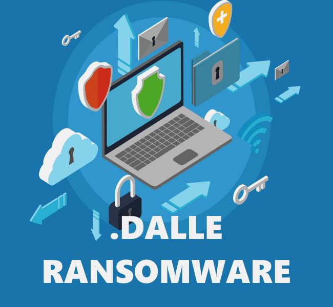 remove Dalle ransomware