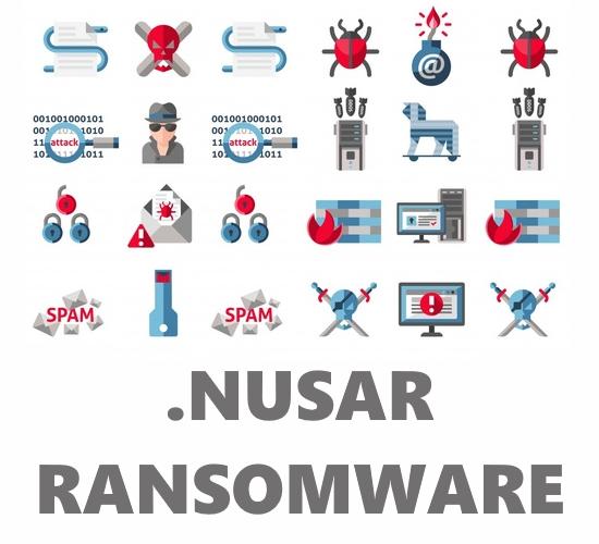 remove Nusar ransomware