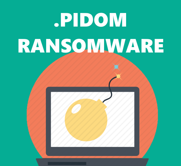 remove Pidom ransomware