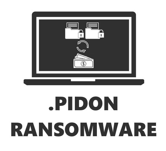 remove Pidon ransomware