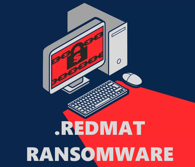 remove Redmat ransomware