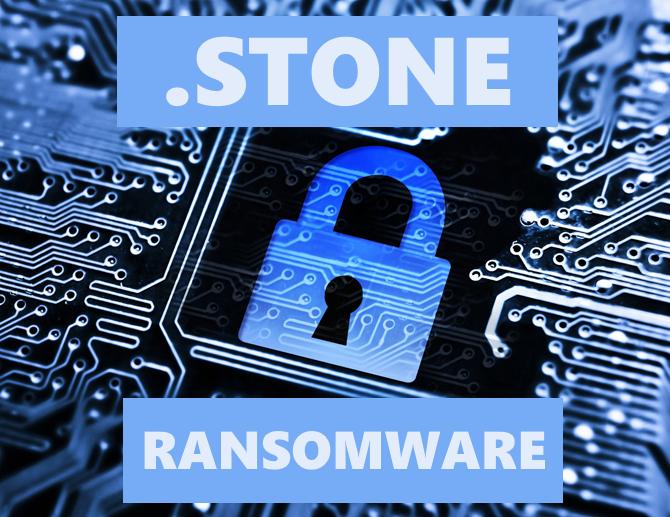 remove Stone ransomware