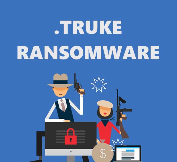 remove Truke ransomware