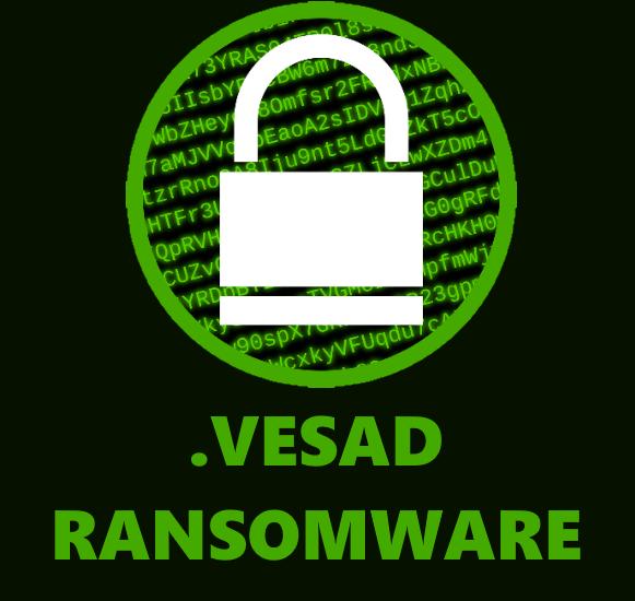remove Vesad Ransomware