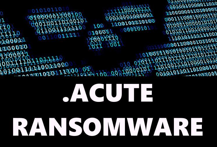 remove Acute ransomware
