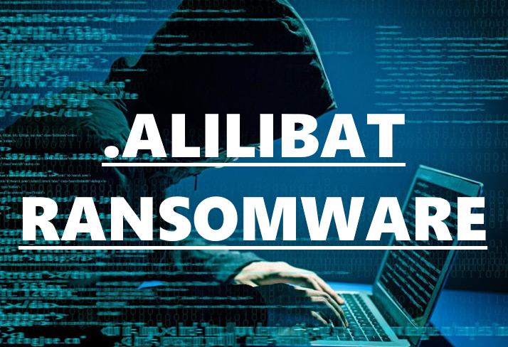 remove Alilibat Ransomware