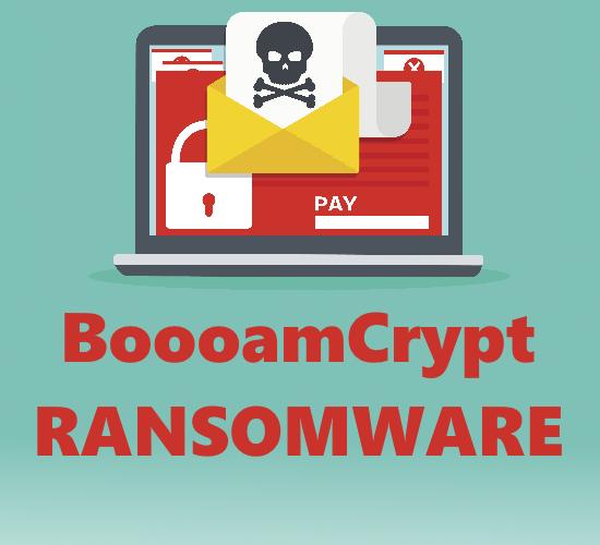remove BoooamCrypt ransomware
