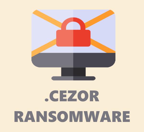 remove Cezor ransomware