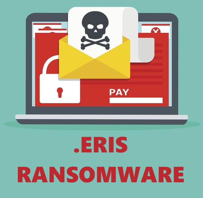 remove Eris ransomware