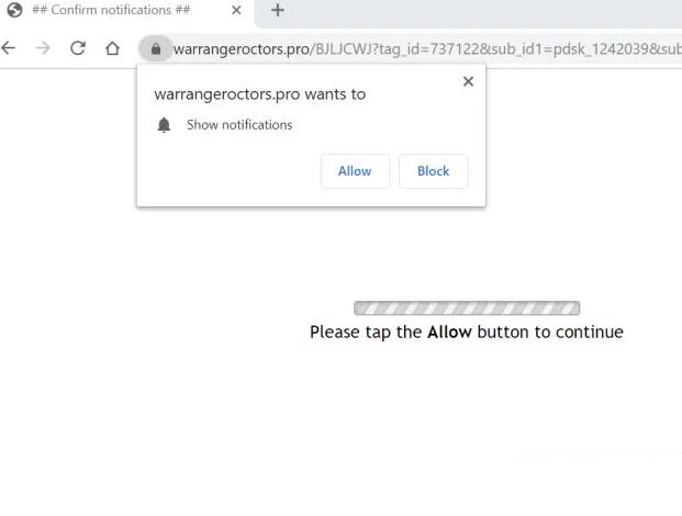remove Warrangeroctors.pro