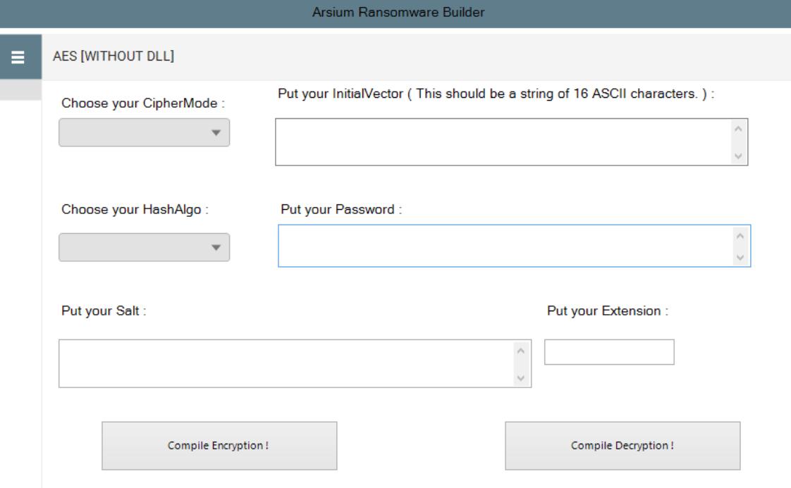 remover Arsium ransomware