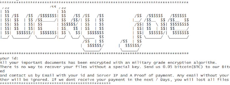 remover ransomware LuckyJoe