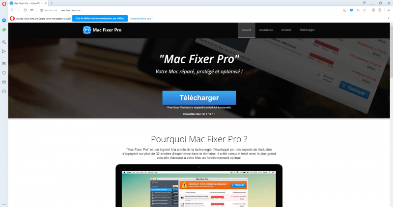 remove Mac Fixer Pro from Mac