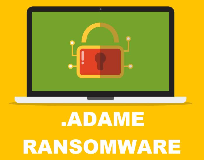 retirer Adame Ransomware
