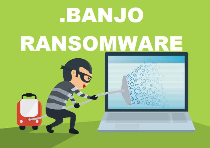 remove Banjo ransomware