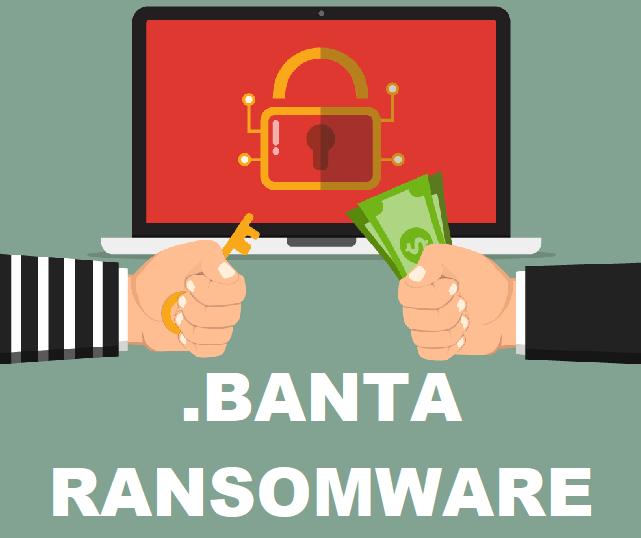 remove Banta ransomware