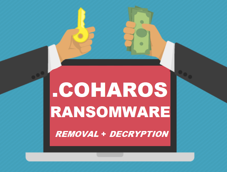 remover Coharos ransomware