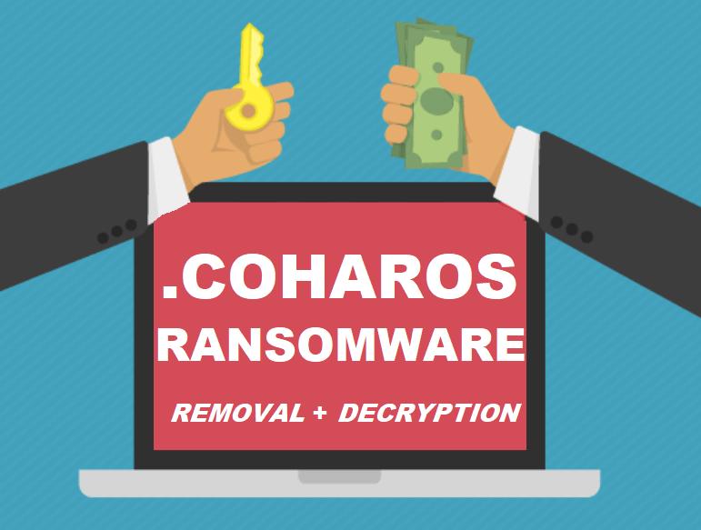 remove Coharos ransomware