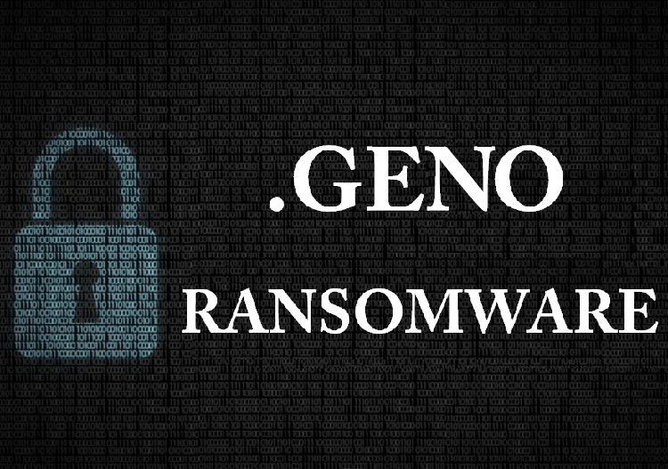 retirer Geno ransomware