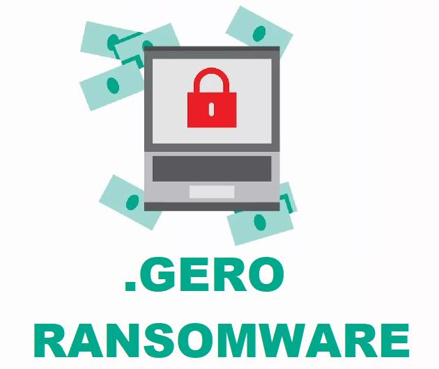 remove Gero ransomware