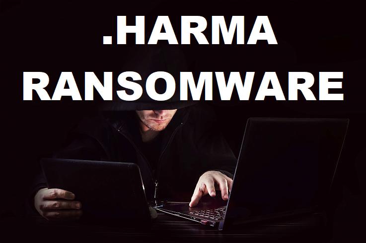 remove Harma ransomware