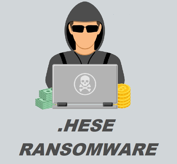 pour supprimer Hese Ransomware
