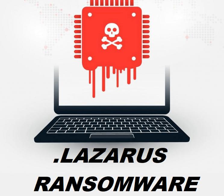remove Lazarus Ransomware
