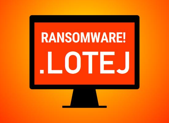 remove Lotej Ransomware