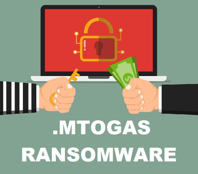 remove Mtogas Ransomware