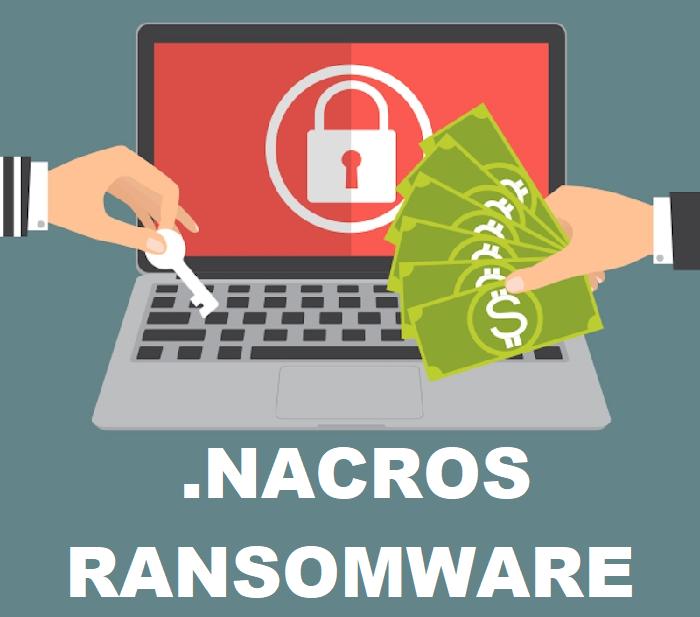 remove Nacros ransomware
