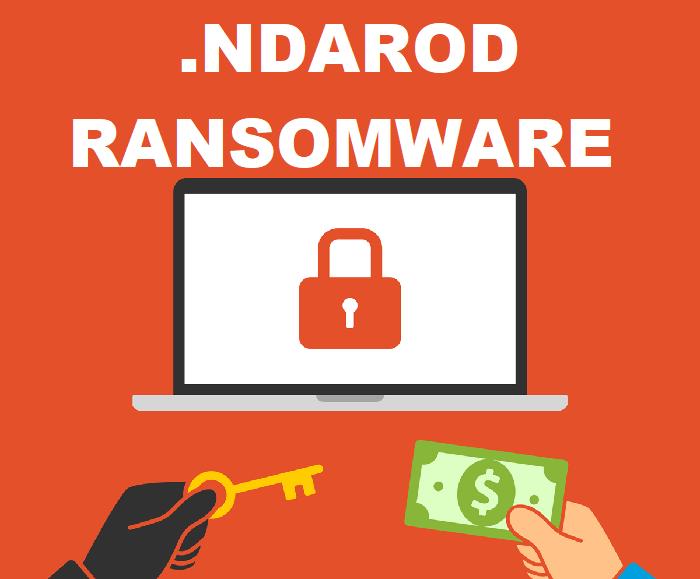 remove Ndarod Ransomware