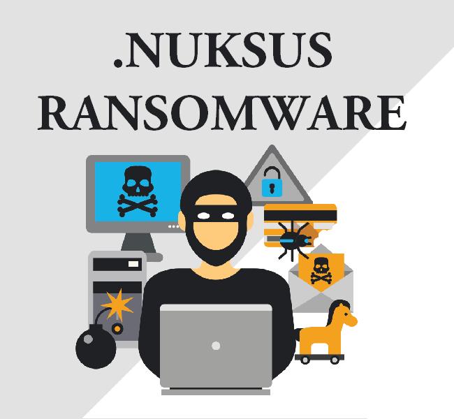 eliminar Nuksus ransomware