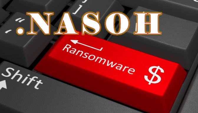 retirer NASOH ransomware