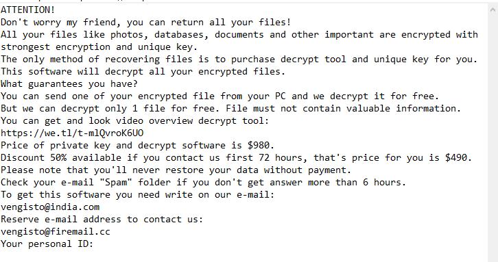 eliminar Londec ransomware