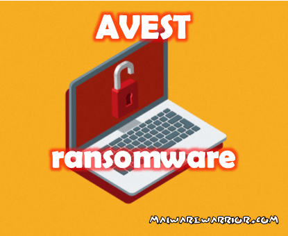 remove Avest ransomware