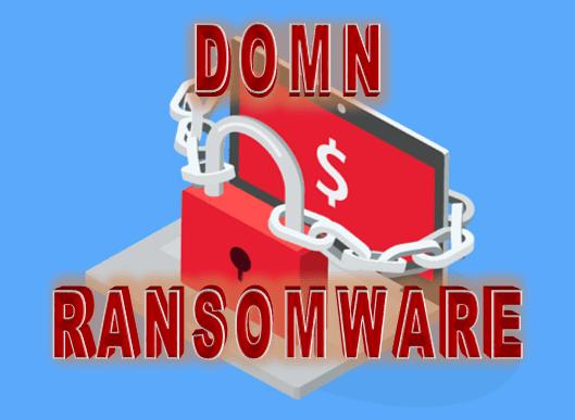 remove Domn ransomware
