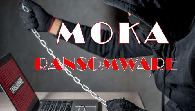 remove Moka ransomware