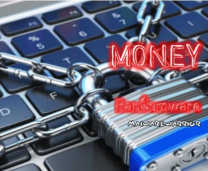 remove Money ransomware