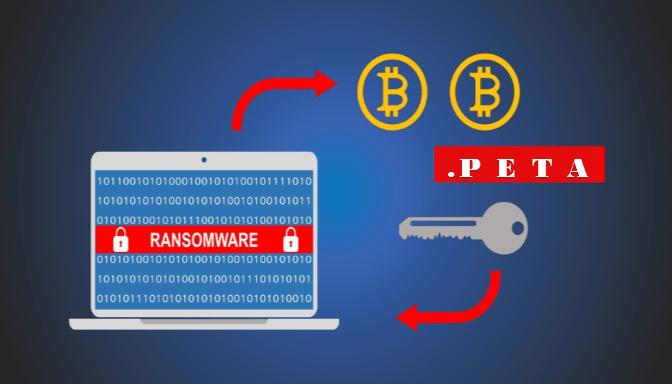 remove Peta ransomware