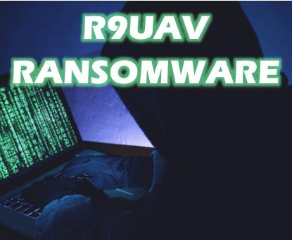 remove R9uAV ransomware