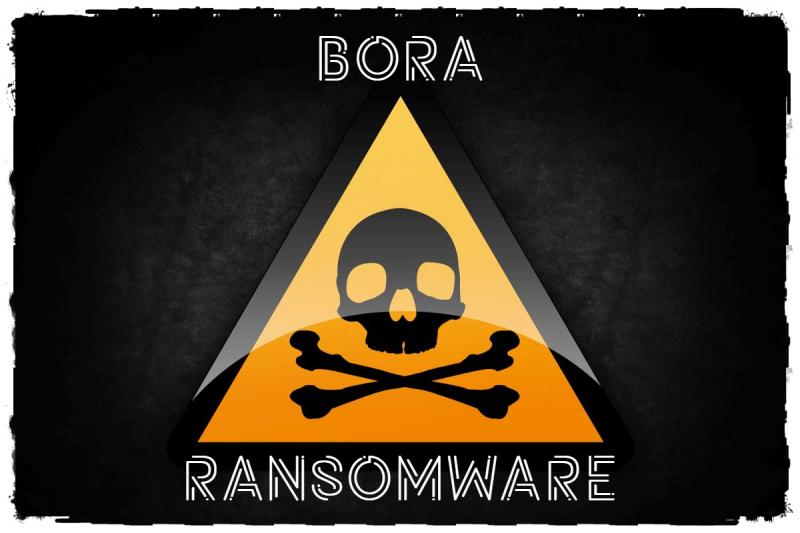 remove Bora ransomware