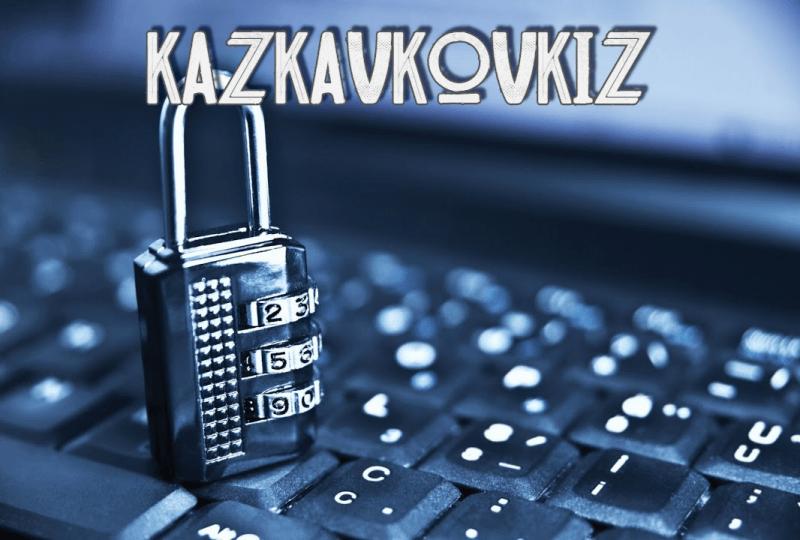 remove Kazkavkovkiz ransomware