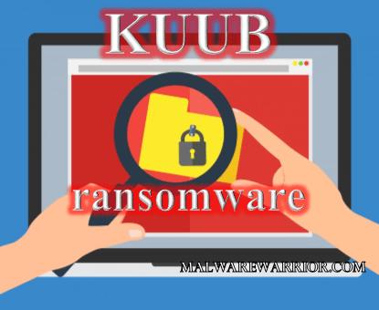 remove Kuub ransomware